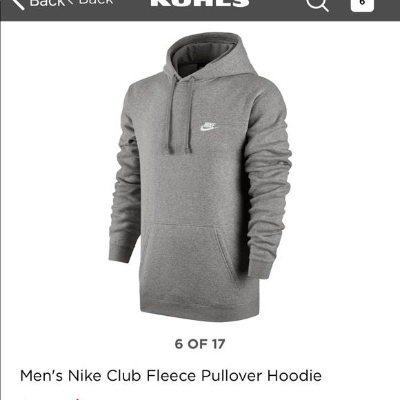 d09b55dae29 Nike Men s Hoodie